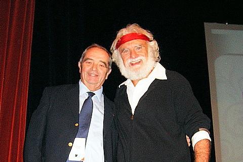 Georges Colson et Daniel Herrero, unis dans un pack indéfectible
