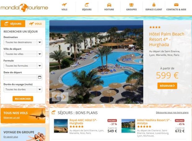 Mondial Tourisme lance ses clubs en Grèce, en Turquie et en Sicile