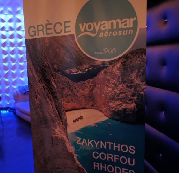 Soirée Grèce : Voyamar réunit une centaine d'agents de voyages à Marseille (Diapo photos)