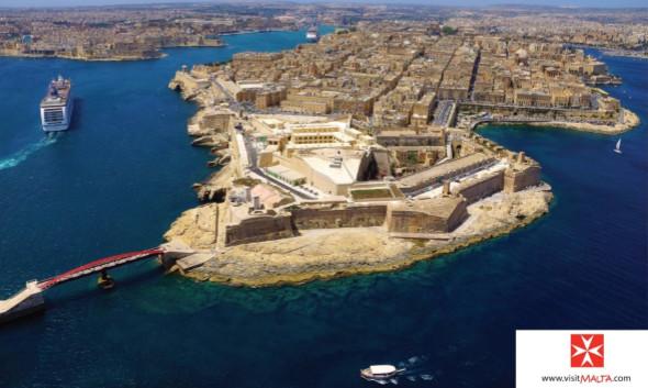 Malte : la fréquentation française en hausse de 2,5%