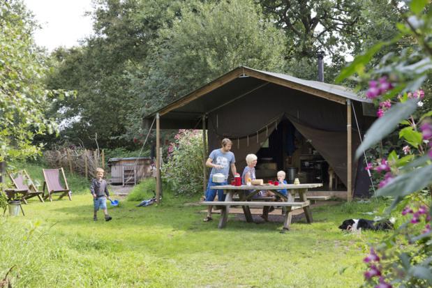 Tent of Un Lit au Pré