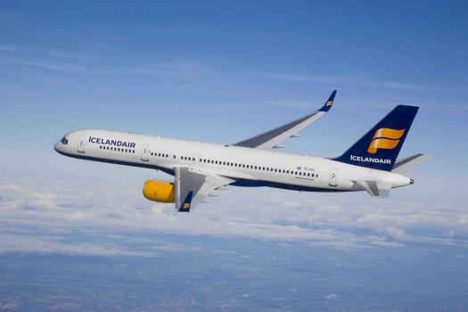 Icelandair volera 6 fois par semaine au départ d'Orly à partir du 28 mars 2016 - Photo : Icelandair