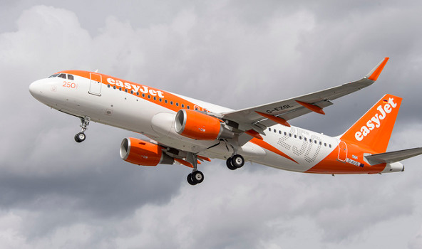 easyJet assurera 446 vols depuis Barcelone-El Prat chaque semaine pendant l'été 2016 - Photo : easyJet