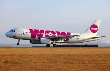 WOW Air développe son offre de vols entre l'Islande et le Canada - Photo : WOW Air