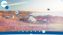 Capture d'écran vidéo-learning Vacances Transat - DR : Vacances Transat