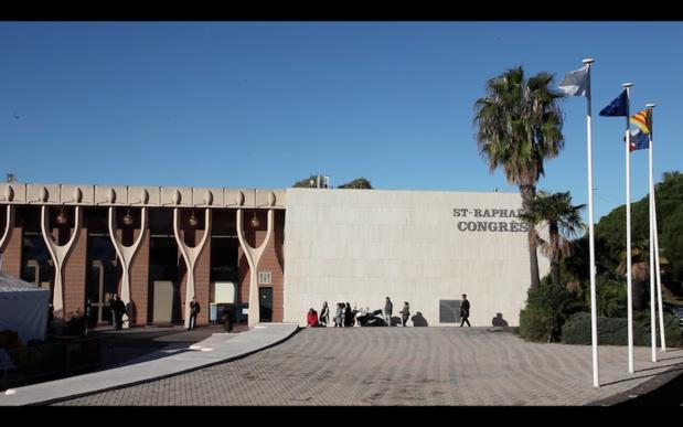 Le Palais des Congrès de Saint-Raphaël accueille pour la 7ème année le salon Voyage en Multimédia © Johanna Gutkind