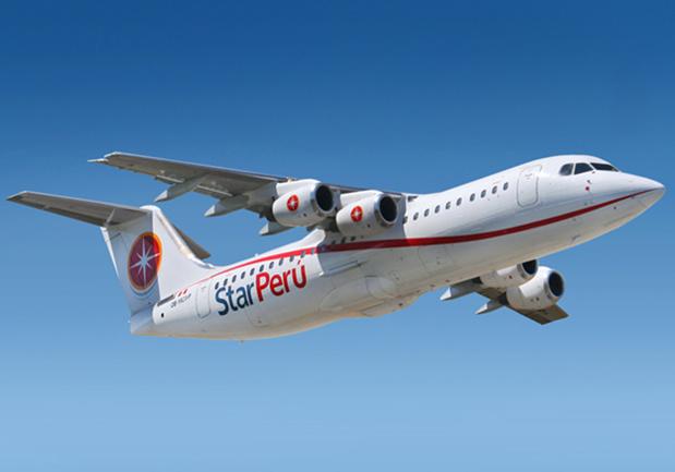Aviareps représente Star Peru