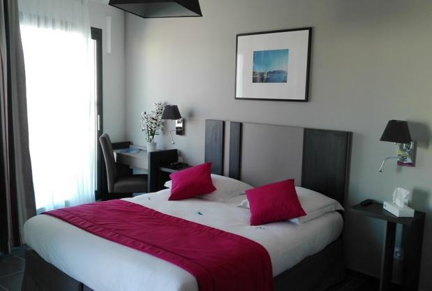 La nouvelle résidence Odalys du 8e arrondissement de Marseille propose 60 appartements à ses clients - Photo P.C.