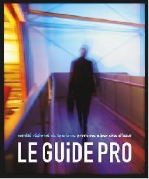 PACA : le ''guide pro'' 2004 du CRT vient de paraître