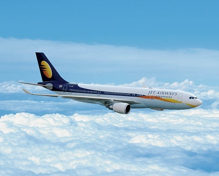 Un A330 200 de Jet Airways - Photo : Jet Airways