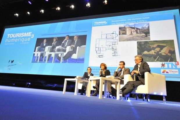 La 4ème édition du Forum B2B du Tourisme numérique de Deauville se déroulera les 21 et 22 mars 2016 (c) S. Vervisch
