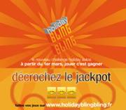 Holiday autos : nouveau challenge ''Bling bling''