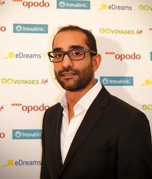 Thomas Bergeal est le nouveau directeur commercial France d'eDreams Odigeo - Photo : eDreams Odigeo