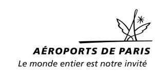 Aéroports de Paris : trafic en hausse de 0,9 % en janvier 2016