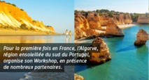 Portugal : l'OT de l'Algarve organise un workshop à Paris