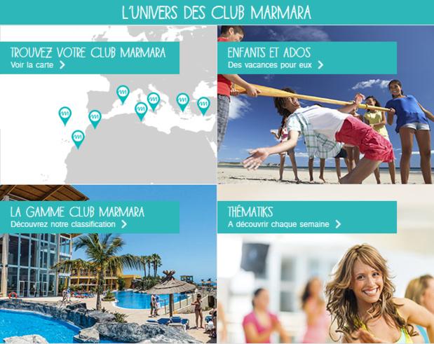 Marmara dévoile sa production pour l'été 2016 - Capture écran Marmara.com