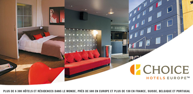 Paris Roissy: Choice Hotels opens a new facility near the airport