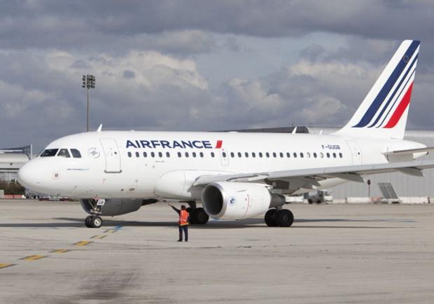 Malgré la croissance constante du trafic aérien, Air France est encore à la traîne face à ses concurrents... (Dr AF)