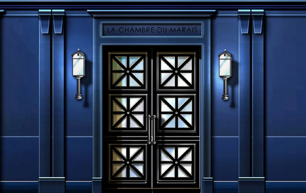 The doors of La Chambre du Marais will open in late May 2016 in Paris - Photo : La Chambre du Marais
