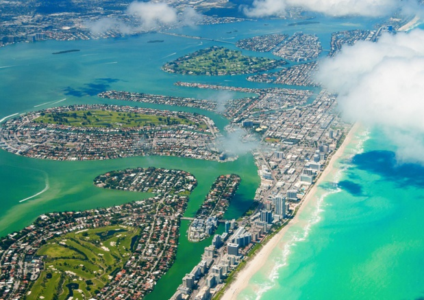 Miami South Beach USA - Photo Fotolia Auteurjovannig
