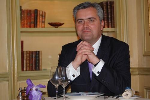 Warwick Int. : Régis Lecendreux nouveau DG du Westminster à Paris