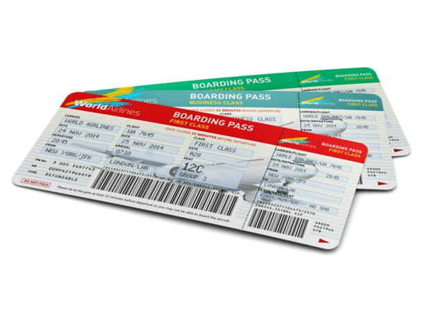 Le prix moyen du billet d'avion vendu dans les agences poursuit sa dégringolade. DR-© Oleksiy Mark - Fotolia.com