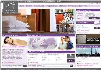 Hotels et Preference : sortie du Guide Millésime 2008-2009