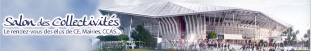 Le Salon des Collectivités fait la tournée des stades - DR : Populous
