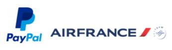 AirFrance.fr : le paiement via Paypal disponible en France fin mars