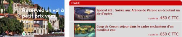 Paris : Italie & Co et Transavia offrent le petit dej' à 50 agences de voyages