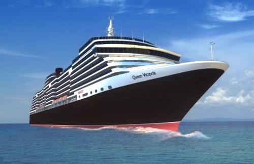 Cunard : offre agent de voyage à bord du Queen Victoria
