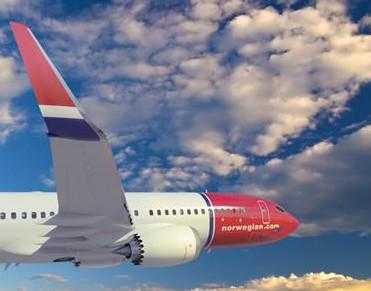 Norwegian volera 2 fois par semaine vers Baltimore et Boston et 4 fois par semaine vers New York - Photo : Norwegian