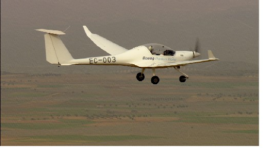 Boeing fait voler un aéronef avec des piles à combustible à l'hydrogène
