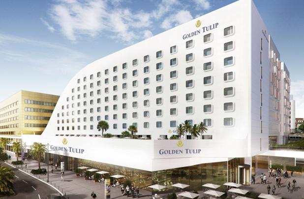 Le nouvel hôtel Golden Tulip Marseille Euromed - Photo DR