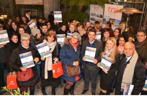 Top of travel réunit 58 agents de voyages à Nantes