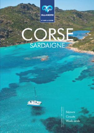 Couverture d ela brochure printemps/été 2016 d'Ollandini Voyages - DR : Ollandini Voyages
