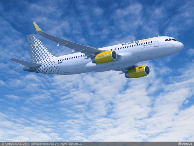 Selon le document présenté lors des résultats financiers d'IAG, la compagnie Vueling prévoit un développement à Paris. DR-Vueling.