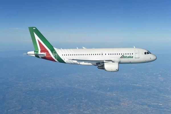 Pendant l'été 2016, Alitalia proposera 122 fréquences entre Rome et 6 aéroports français - Photo : Alitalia