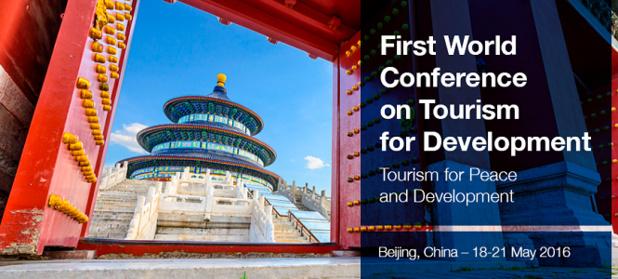 Chine : Conférence de l'OMT sur le tourisme pour le développement du 18 au 21 mai 2016