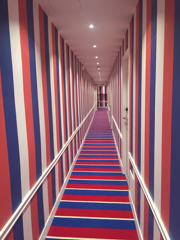 Couloir-Hôtel 34B