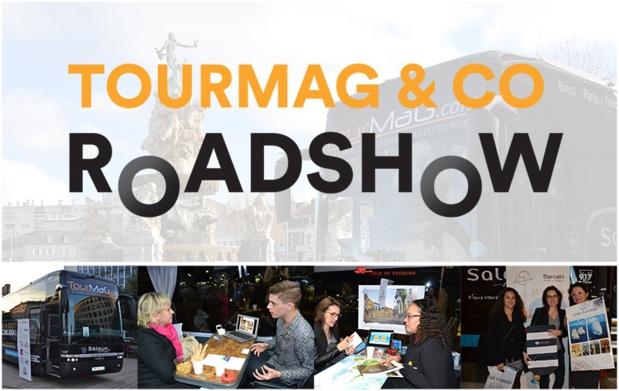 Le TourMaG & Co Roadshow reprendra la route du 18 au 22 avril 2016 dans le Nord-Ouest - Photo DR
