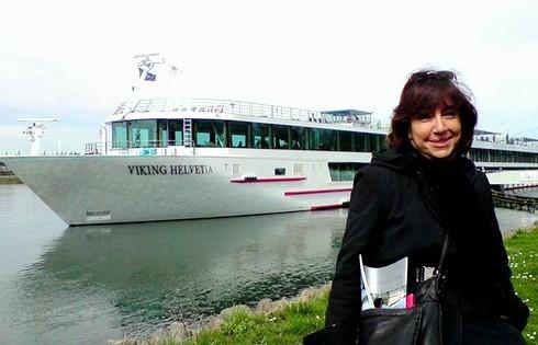 Jacqueline Dalmaz, artisan de la croisière fluviale haut de gamme