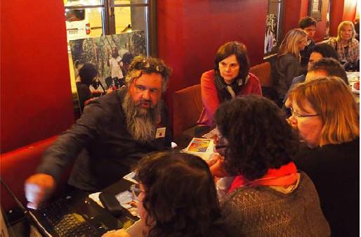 Les participants au Workshop Australie Aborigène ont pu y rencontrer 12 professionnels du tourisme aborigène - Photo : Tourism Australia
