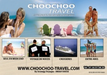 Flyer Choochoo Travel