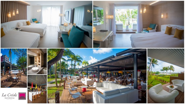Des Hôtels et Des Îles : rénovation La Créole Beach Hôtel & Spa en Guadeloupe