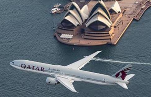 Qatar Airways a inauguré son nouveau vol Doha-Sydney - Photo : Qatar Airways