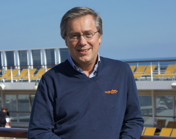 MSC Croisières : Patrick Pourbaix succède à Erminio Eschena au poste de Directeur Général France et BeLux