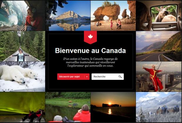 Plus de 500 000 Français au Canada en 2015