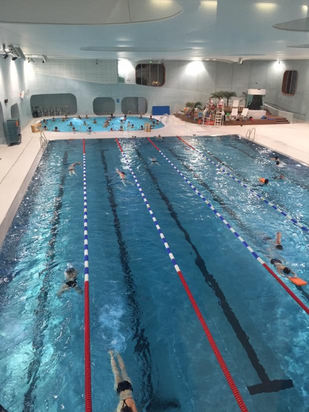 AquaZena Pool in  Issy-Les-Moulineaux