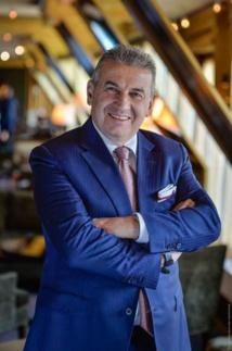 Claudio Ceccherelli, DG du Park Hyatt Paris-Vendôme - DR : Hyatt